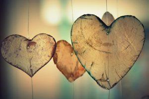 Valentinstag Herzen